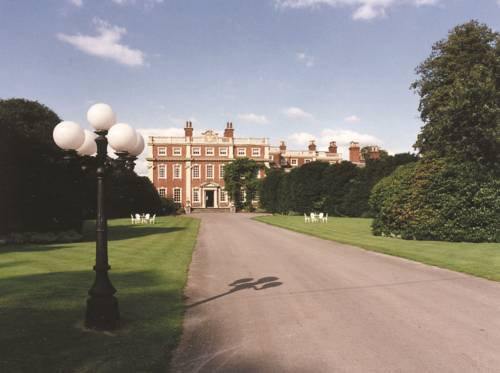 Swinfen Hall Hotel Cover Picture