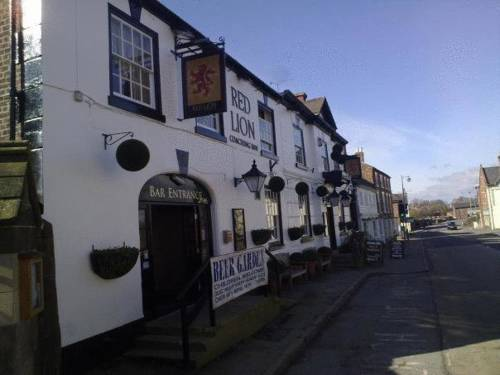 Red Lion Coaching Inn Cover Picture