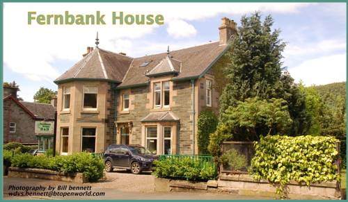Fernbank House Cover Picture