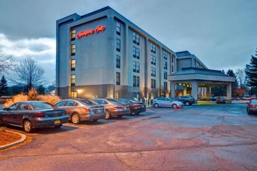 Hampton Inn Albany-Wolf Road Cover Picture