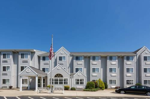 Microtel Inn & Suites by Wyndham Hillsborough Cover Picture