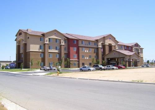 Hampton Inn and Suites Bakersfield North-Airport Cover Picture