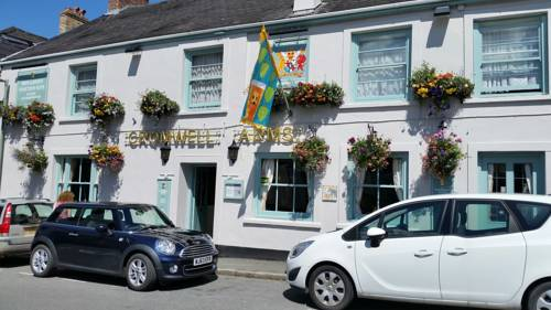 The Cromwell Arms Cover Picture