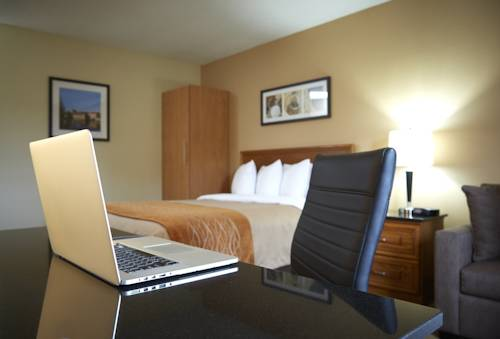 Comfort Inn Baie-Comeau Cover Picture