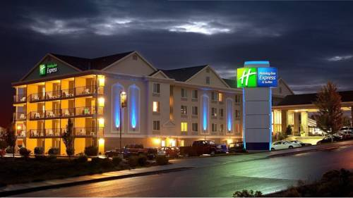 Holiday Inn Express Hotel & Suites Richland Cover Picture