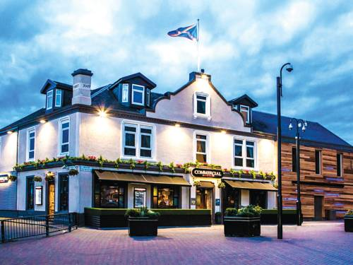 The Commercial Hotel Cover Picture