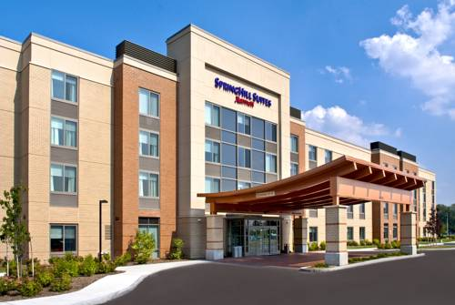 SpringHill Suites by Marriott Syracuse Carrier Circle Cover Picture