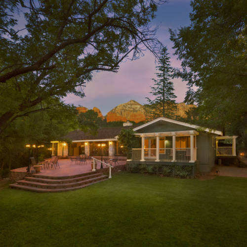 Creekside Inn at Sedona Cover Picture