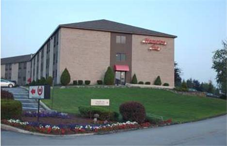 Hampton Inn Bangor Cover Picture