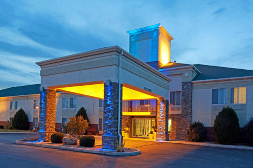 Holiday Inn Express La Junta Cover Picture