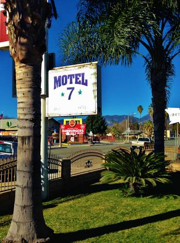 Downtown Motel 7 Cover Picture