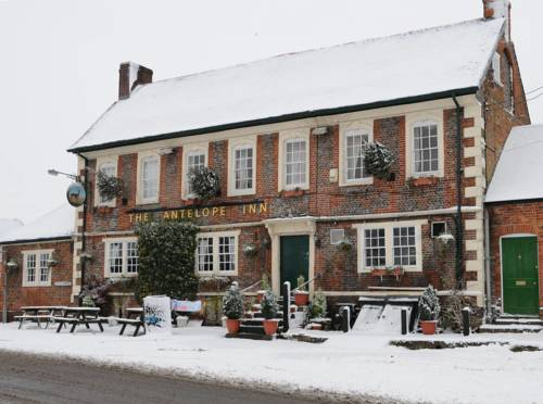 The Antelope at Upavon Cover Picture