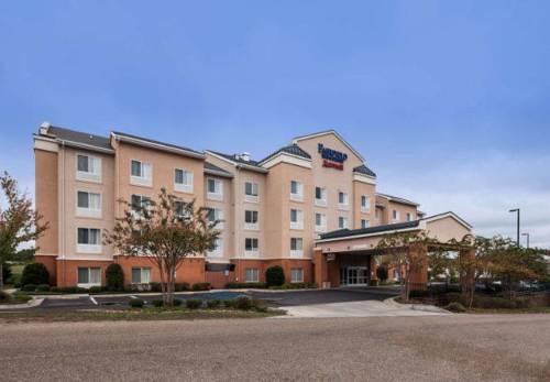 Fairfield Inn & Suites Ruston Cover Picture