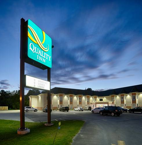 Quality Inn Southampton Cover Picture