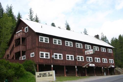 Bear Creek Lodge Cover Picture