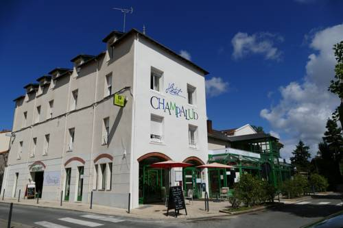 Logis Le Champalud Cover Picture
