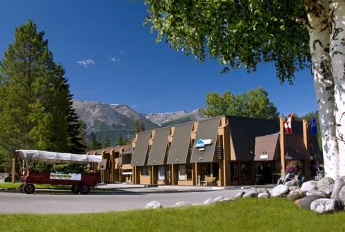 Marmot Lodge Jasper Cover Picture