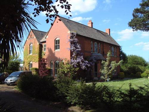 The Old Vicarage Bed and Breakfast Cover Picture