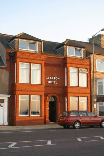 Claxton Hotel Cover Picture