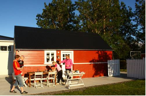 Dalvík Vegamót Cottages Cover Picture