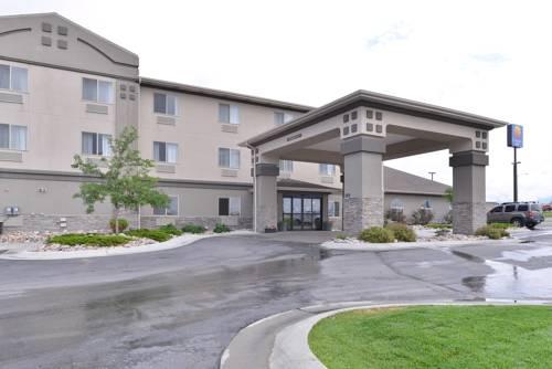 Comfort Inn Evansville-Casper Cover Picture