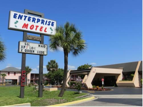 Enterprise Maingate Motel Cover Picture