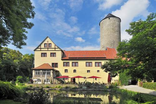 Hotel & Spa Wasserschloss Westerburg Cover Picture