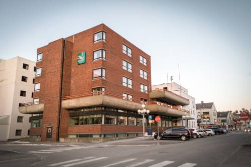 Quality Hotel Grand Steinkjer Cover Picture