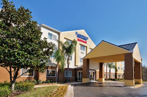 Fairfield Inn and Suites by Marriott Tampa North Cover Picture
