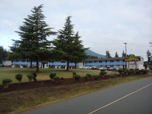 Fuller Lake Chemainus Motel Cover Picture