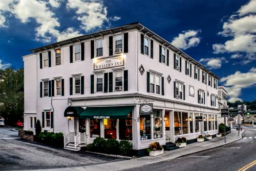 The Whaler's Inn Cover Picture