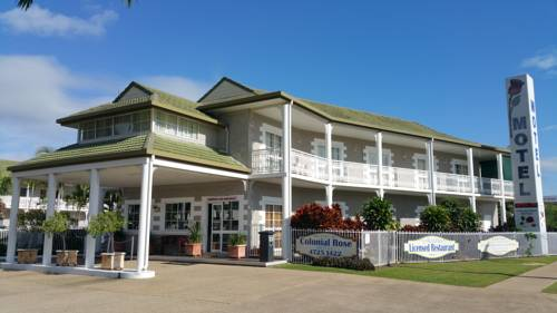 Colonial Rose Motel Cover Picture