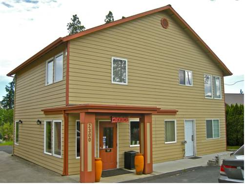 Sunset Motel Hood River Cover Picture