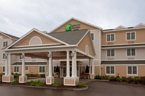Holiday Inn Express Hotel & Suites Rochester Cover Picture