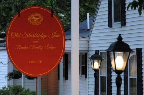Old Sturbridge Inn & Reeder Family Lodges Cover Picture