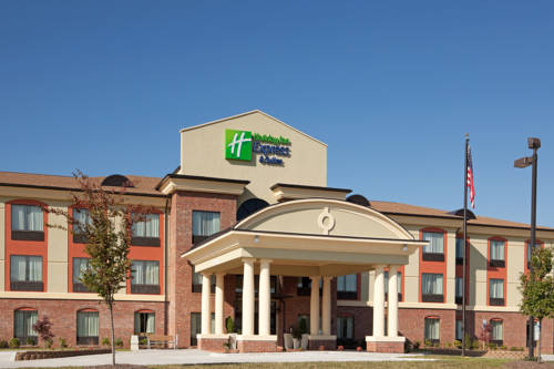 Holiday Inn Express Hotel & Suites Salem Cover Picture