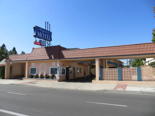 Regency Motel Cover Picture