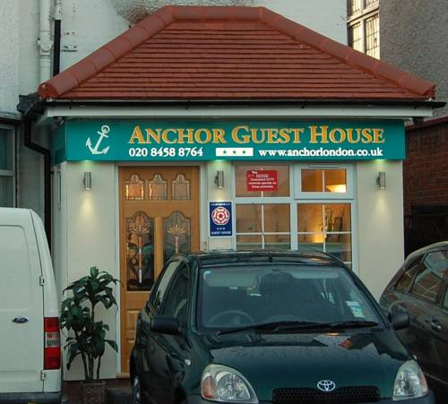 Anchor House Cover Picture