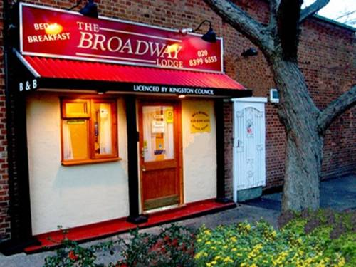 Broadway Lodge Bed And Breakfast Cover Picture