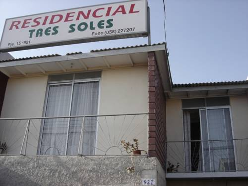 Residencial Tres Soles Cover Picture