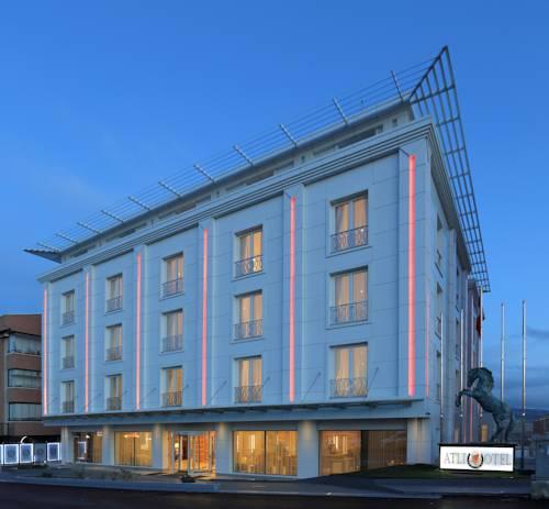 Atli Hotel Ankara Cover Picture