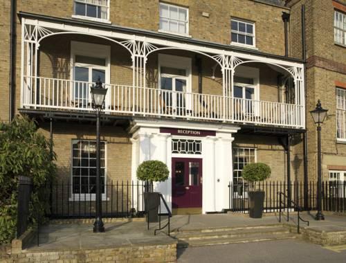The Richmond Hill Hotel Cover Picture
