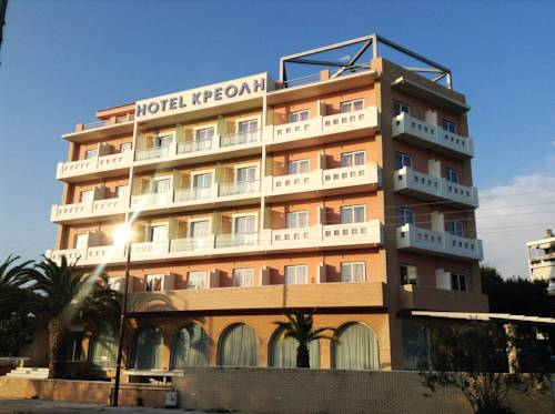 Kreoli Hotel Cover Picture