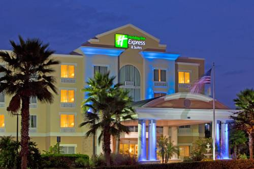 Holiday Inn Express and Suites Tampa I-75 at Bruce B. Downs Cover Picture