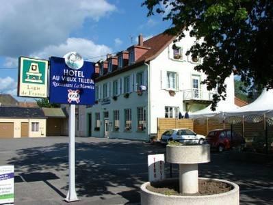 Hôtel Au Vieux Tilleul Cover Picture