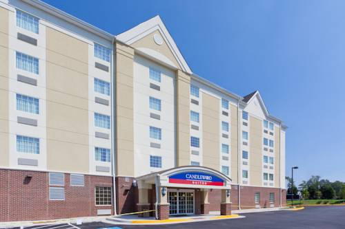 Candlewood Suites Manassas Cover Picture
