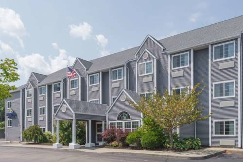 Microtel Inn & Suites by Wyndham Uncasville Cover Picture