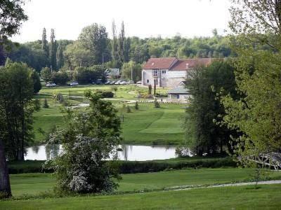 Hotel Abbaye du Golf de Lésigny Cover Picture