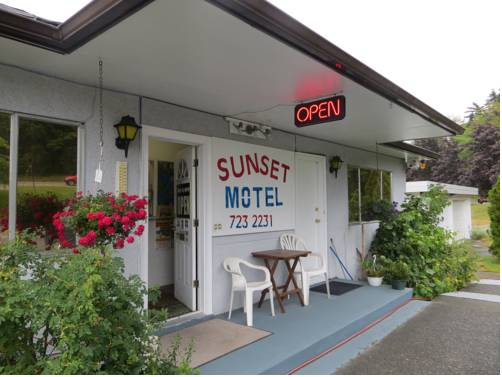Sunset Motel Cover Picture
