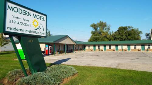 Modern Motel Cover Picture